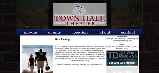Lowville Town Hall Theater